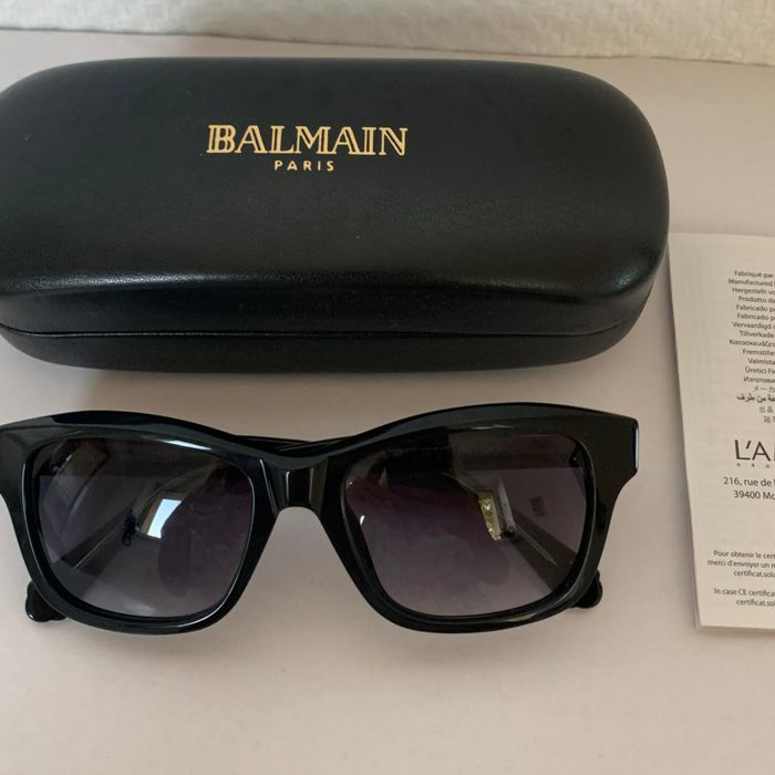 Balmain New - Never Used -  NO RESERVE PRICE - Sunglasses