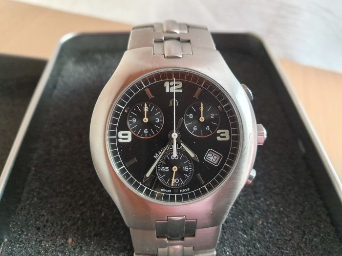 Maurice Lacroix - Siras Chronograph - No Reserve Price - 04853 - Hombre - 2000 - 2010