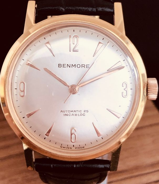 Benmore - Automatic 25 Jewels ETA 2454 - Men - 1950-1959