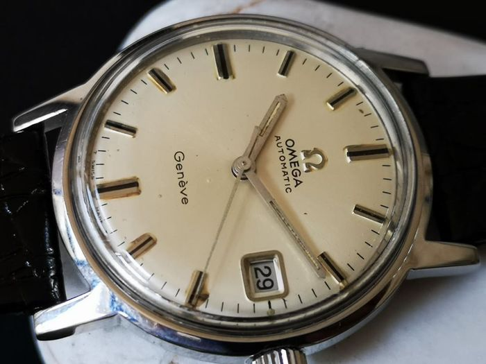 Omega - Geneve Automatic Cal 565 Vintage Watch - 31178337 - Men - 1970-1979