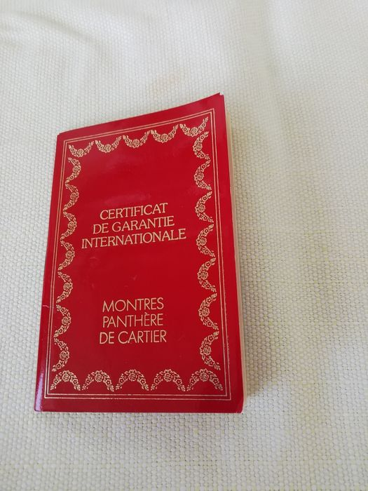 Cartier - Panthere - Ref. 183957 - Unisex - 1980-1989