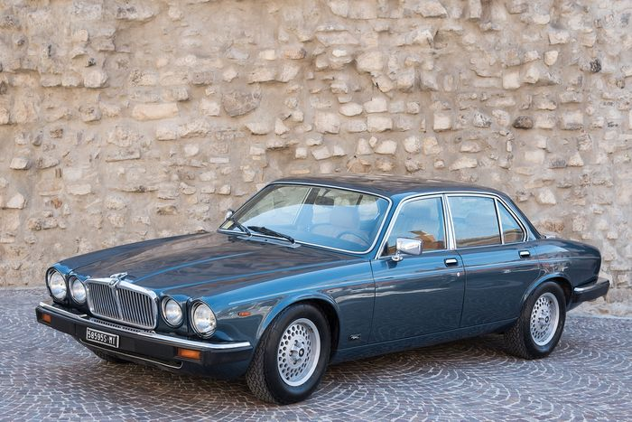 Jaguar - XJ6 4.2 Sovereign - 1983