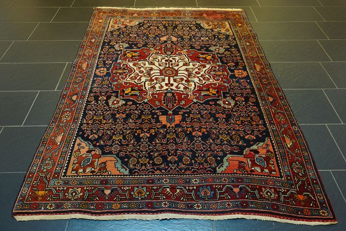Bidjar Semi Antik - Carpet - 205 cm - 145 cm