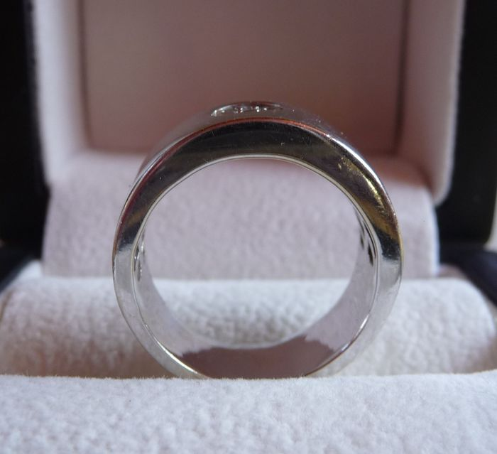 14 kt. White gold - Ring