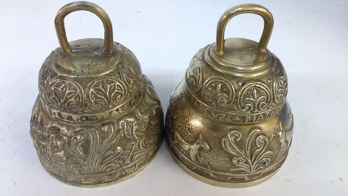 Bell (2) - Brass, Copper