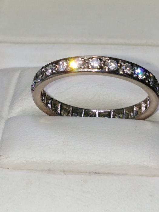 Platinum - Ring Diamond