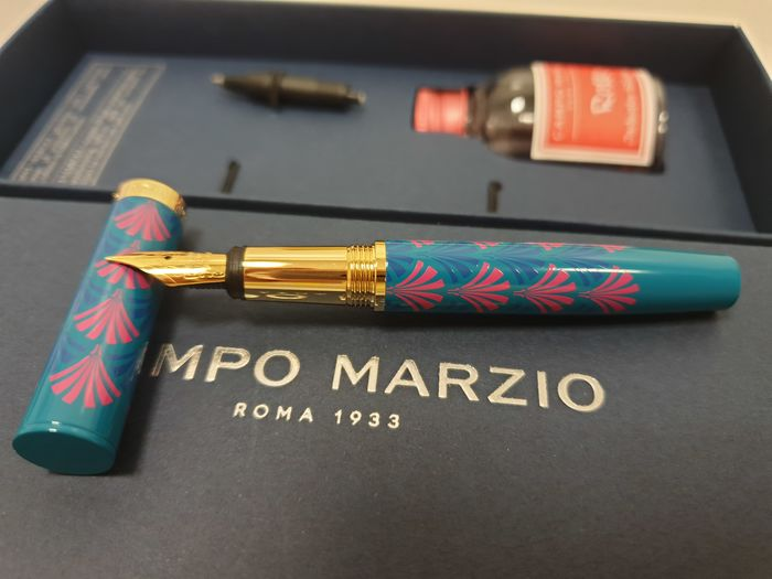 Campo Marzio Roma  - Fountain pen - Collection of 1