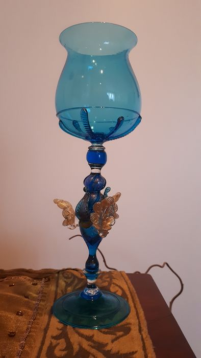 Murano - Typical Venetian glasses (1) - Glass (stained glass)