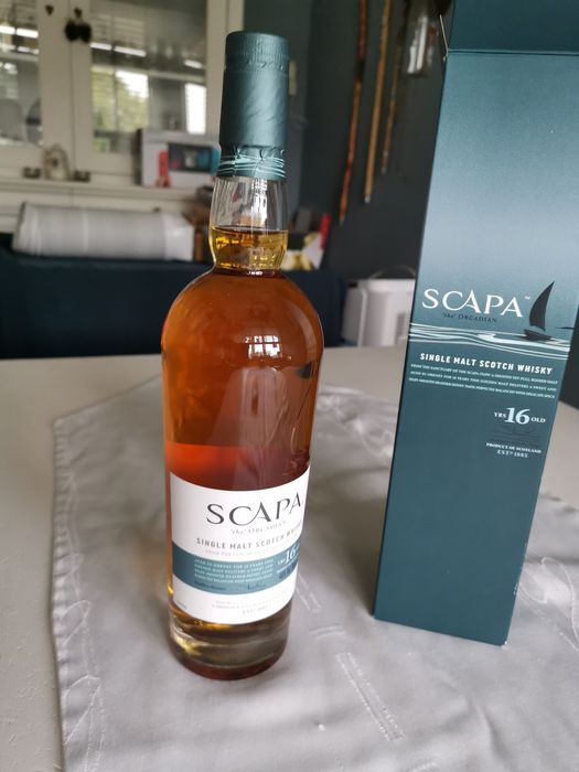 Scapa 16 years old The Orcadian - 0.7 Ltr