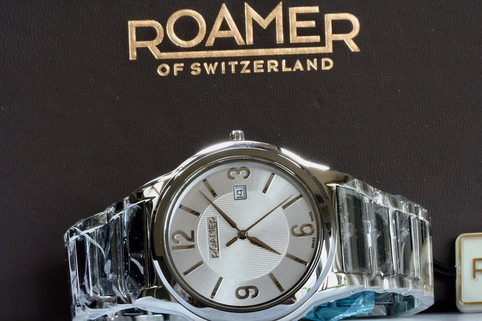 Roamer -  Swiss watch New - Classic Collection - Hombre - 2011 - actualidad
