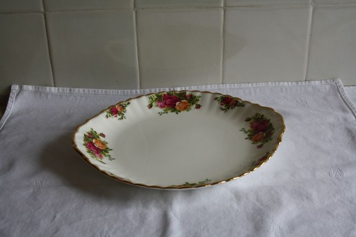 Royal Albert - Cake bowl (1) - Porcelain