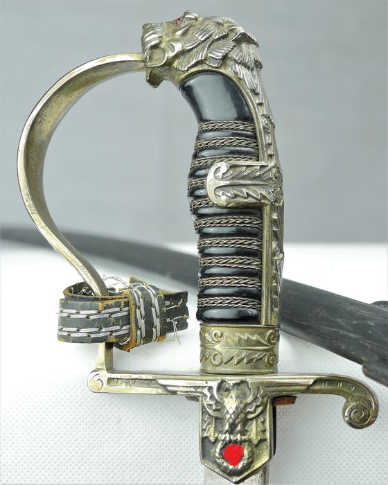 Germany - Army (Heer) dress - Sabre