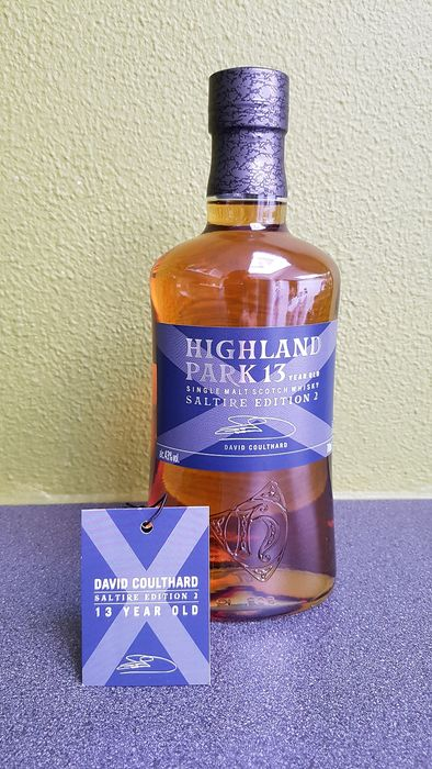 Highland Park 2006 13 years old Saltire Edtion 2 - Official bottling - b. 2019 - 700ml