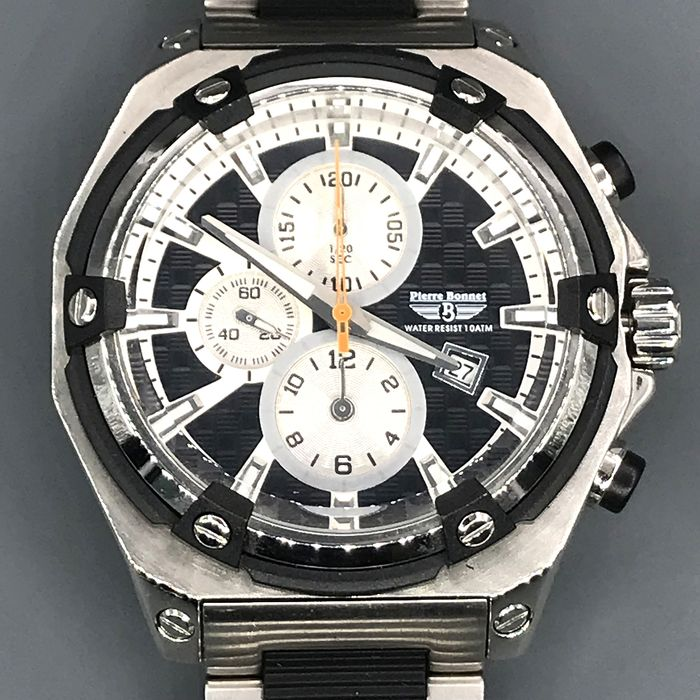 Pierre Bonnet - Professional chronograph - 7081 - Men - 2000-2010