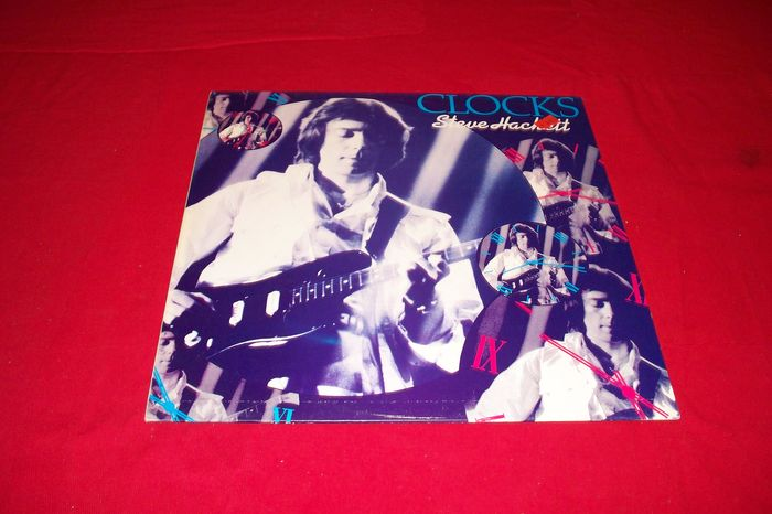 "Pat Menytheny, Steve Hackett, Hubert Laws ,.... - Multiple artists - Multiple titles - LP's, Maxi single 12""inch - 1977/1988"