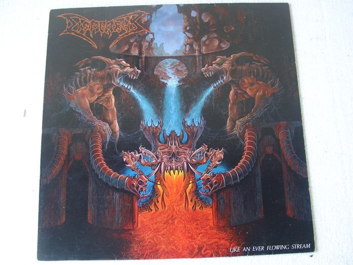 Dismember - Like An Ever Flowing Stream - LP Album - 1991