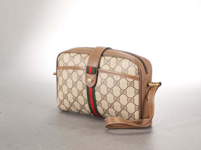 Gucci - vintage sherry line Shoulder bag