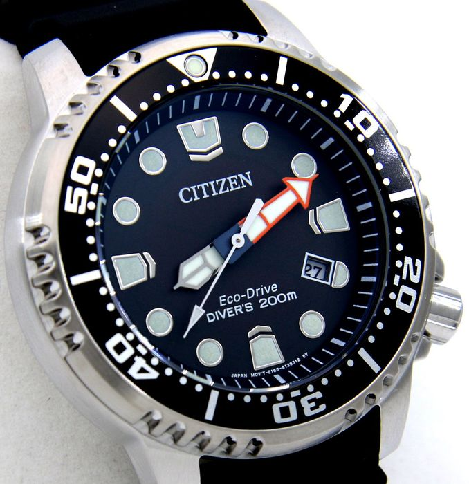 Citizen - Eco Drive Promaster Professional Diver's 200M - Never Worn - - Men - 2019
