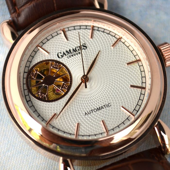 Gamages of London - Skylight Automatic - Hand Assembled - GA0002 - Homme - 2011-aujourd'hui