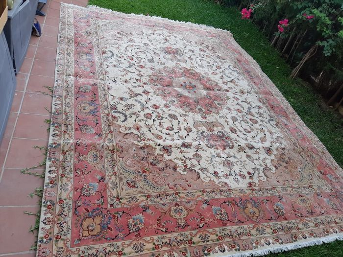 Tabriz - Carpet - 4 m - 3 m