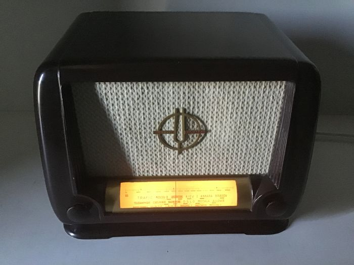 Ducretet Thompson - L024 - Tube radio