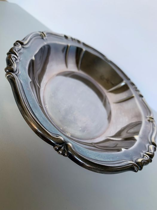 Scale (1) - Silverplate - France - First half 20th century