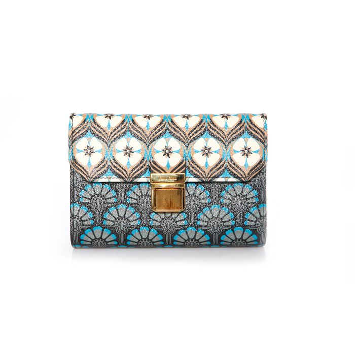 Miu Miu - Multicolor leather wallet with gold hardware Wallet