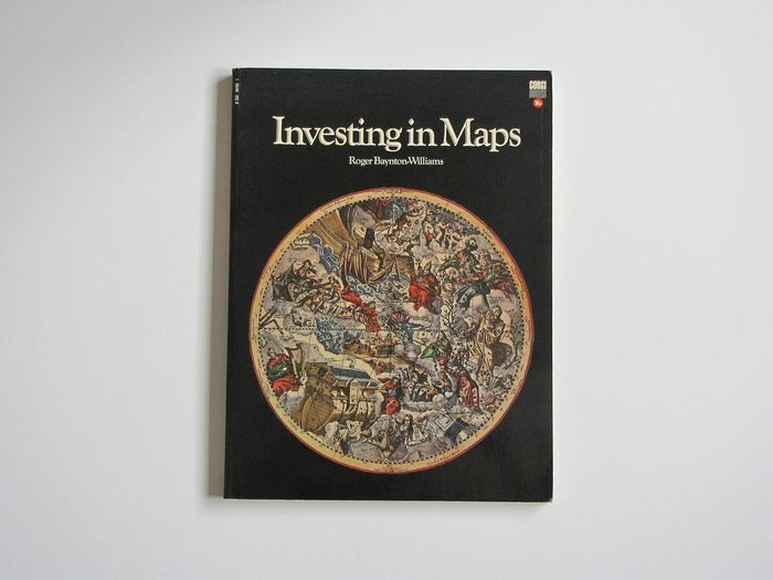 El mundo; Roger Baynton- Williams a.o. - Investing in Maps / Treasure Maps & Charts in Library of Congress - 1961-1980
