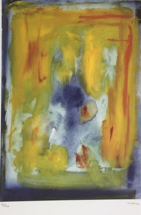 Antonio Corpora - Abstraction