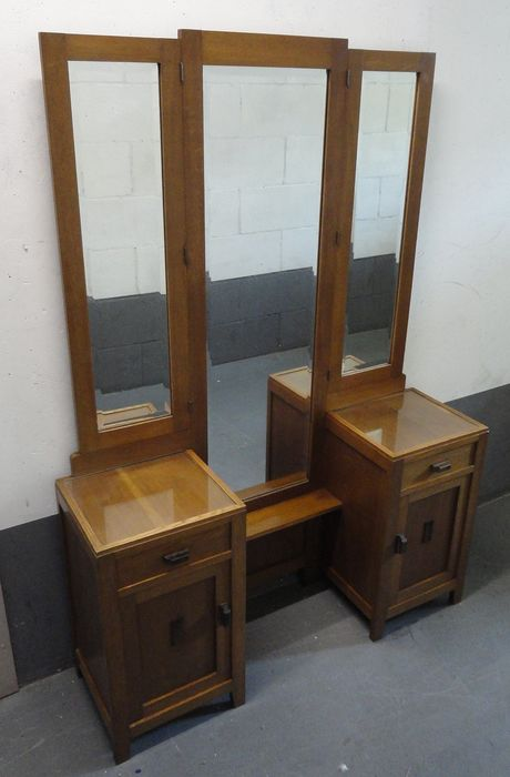 Dressing table / dressing table (or 2x bedside tables) (1)