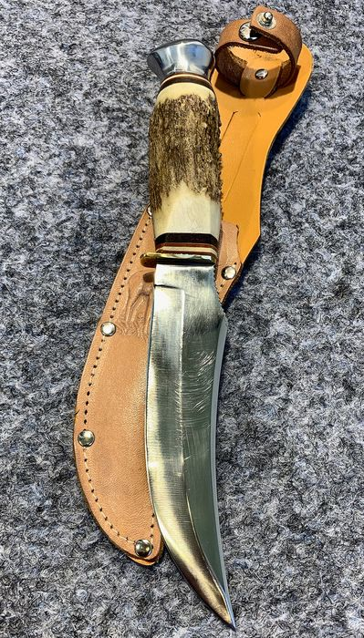 Duitsland - Hunting Knife SKINNER SCHNEIDTEUFEL SOLINGEN - Excellent Condition - Hunting - Mes