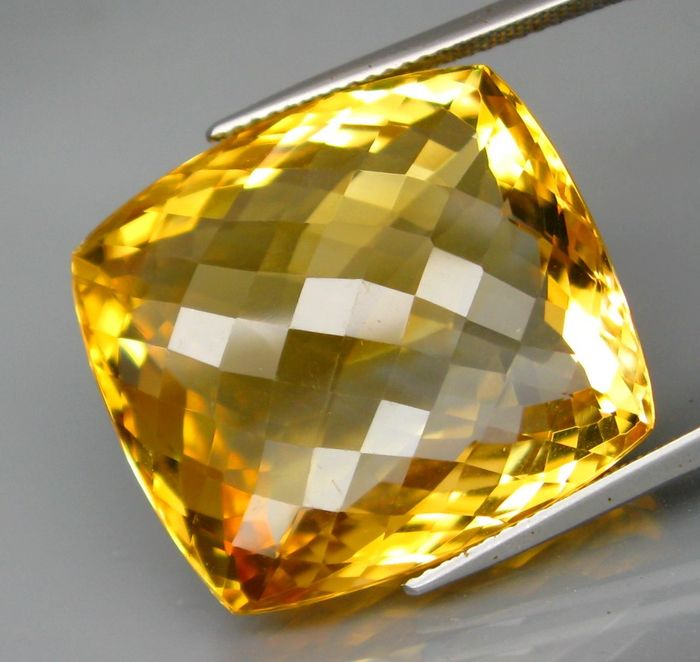 No Reserve Price - Citrine - 46.10 ct