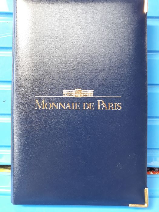 France - Yearset 1993 (11 coins)