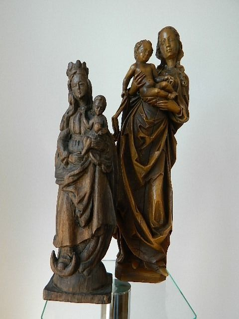 Queen and Mother with Jesus (2)