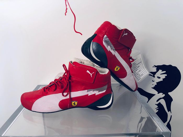Ferrari - Formula One - Pit Crew Shoes - 2012 - Team wear