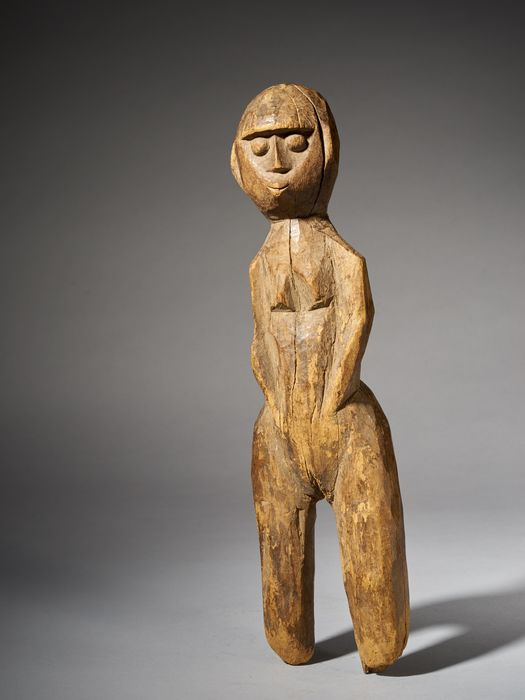 Statue - Wood - West Africa