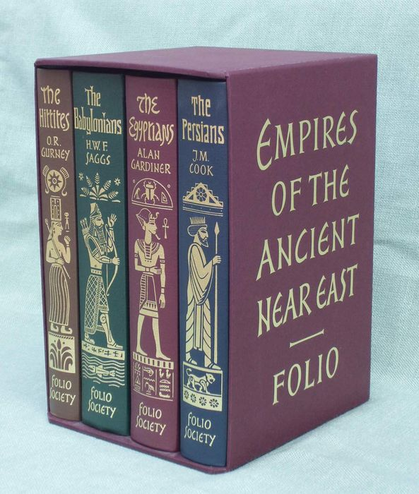 Various - Folio Society: Empires of the Ancient Near East - 2001/2001