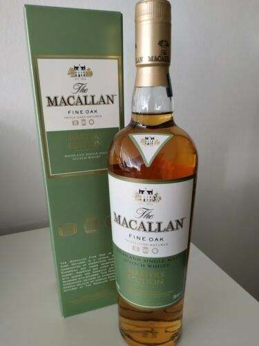 Macallan Fine Oak Masters Edition - 700ml