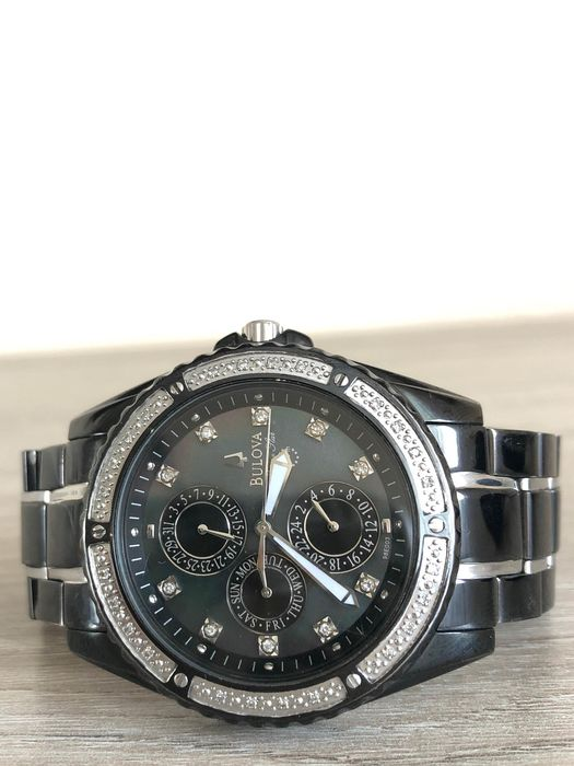 "Bulova - ""NO RESERVE PRICE"" Marine Star - 98E003 - Heren - 2000-2010"