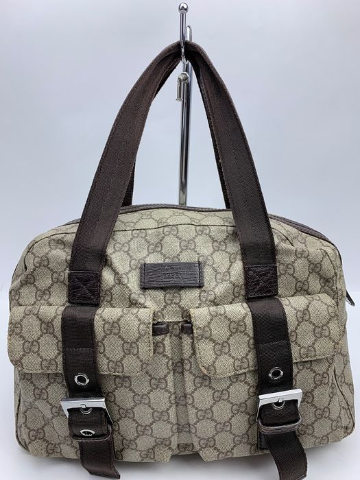 Gucci - GG Pattern Tote bag