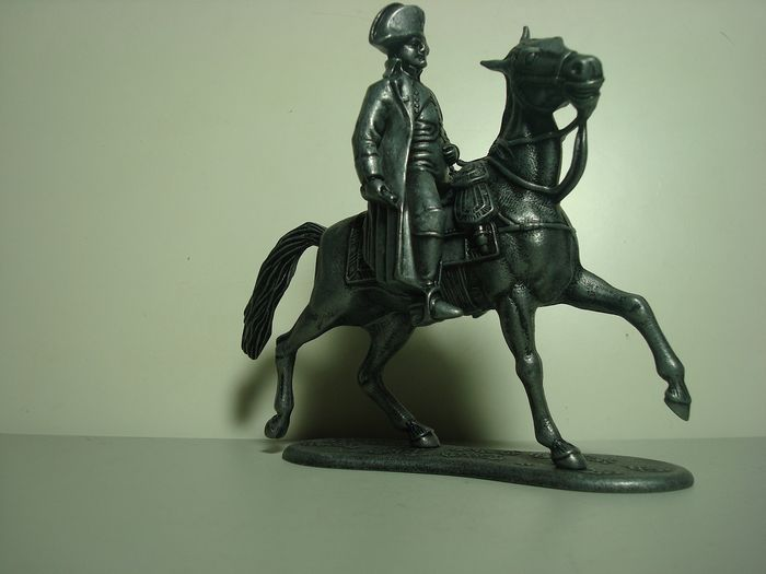 "Atlas Editions - Pewter figure ""Napoleon Bonaparte"", 90 mm - 2000-present"