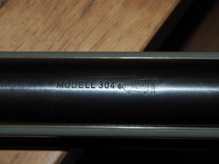 Germany - Haenel - Modell 304 - DDR / Suhl - Sammlerstück - Break Barrel - Air rifle - .177 Pellet Cal