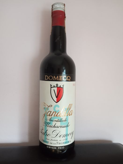 "Pedro Domecq ""Jandilla"" Amontillado Macharnudo - Jerez - 1 Bottle (0.75L)"