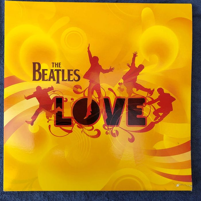 Beatles - Love - 2xLP Album (double album) - 2007