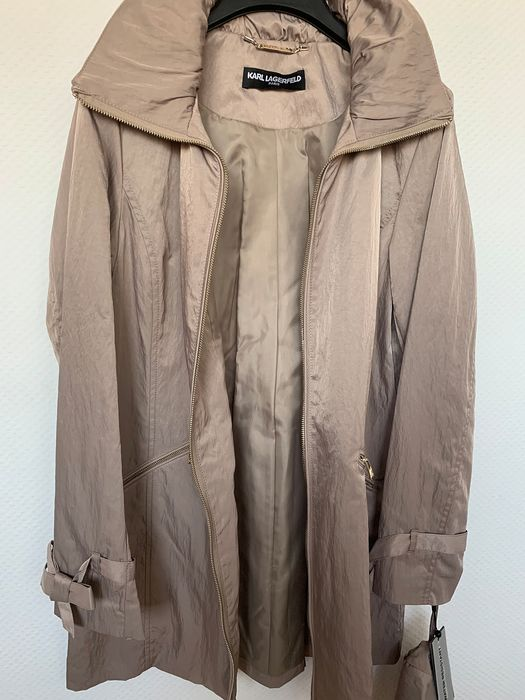 Karl Lagerfeld - New - Never Used  - Lightweight Jacket - Size:  S