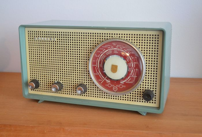 Philips - type B2X 80U - Tube radio