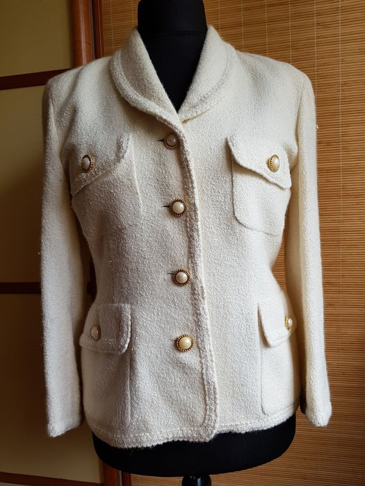 Escada - Jacket - Size: EU 40 (IT 44 - ES/FR 40 - DE/NL 38)