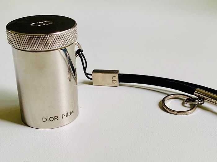 Dior Homme FILM HOLDER (or other small items)