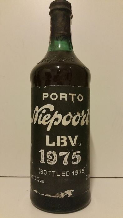 1975 Niepoort Late Bottled Vintage Port - 1 Garrafa (0,75 L)