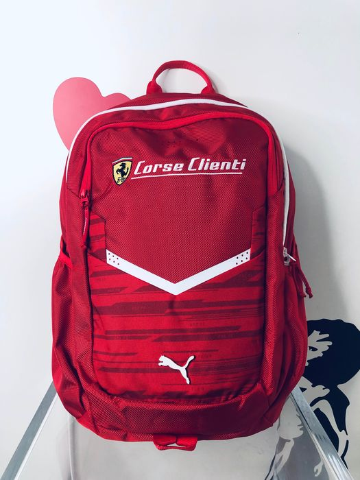 Clothing - Ferrari - Backpack - Zaino - Ferrari Corse clienti - 2017